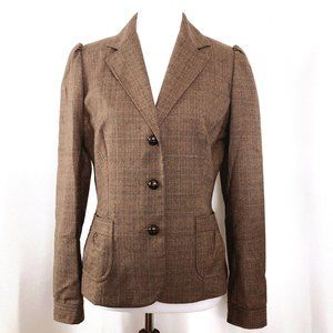 Banana Republic Factory Fully lined Womens 8 Brown